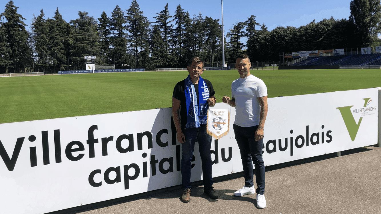 VL Autos et le FC CODRU renforcent leur partenariat avec le club